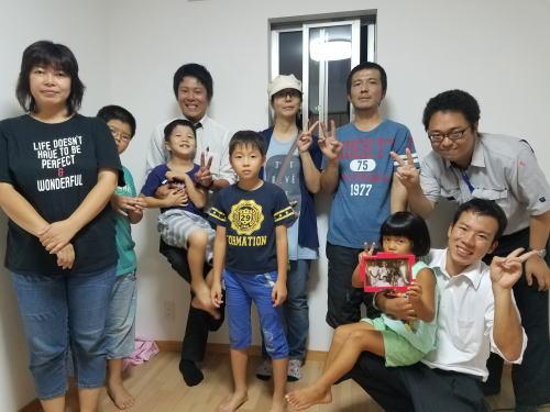 高知県南国市のお客様、島田様の写真です。