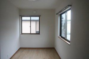 高知市神田のK様邸、サンブランドハウスの新築完成写真です。2階の部屋になります。