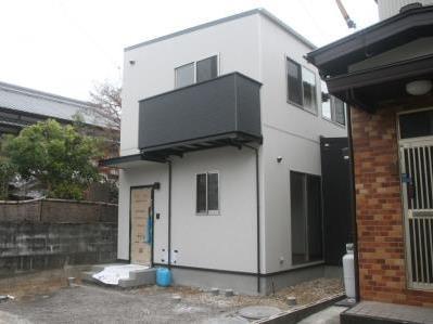 高知市針木のK様邸のお家の写真です。