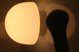香美市土佐山田町で新築を建てたY様のお家のライトの写真です。