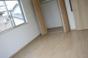香美市土佐山田町で新築を建てたY様のお家のクローゼットの写真です。