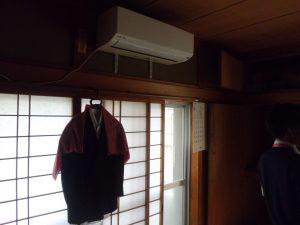 高知市のリフォームH様邸の施工前の写真です。