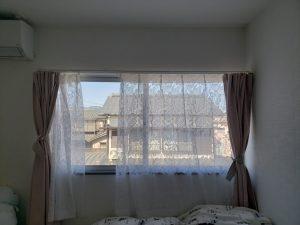 高知市のリフォームH様邸の二階部屋の完成写真です。