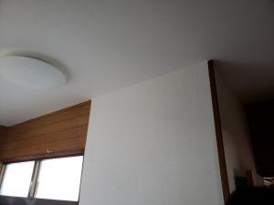 高知市のリフォームH様邸の内装施工の完成写真です。