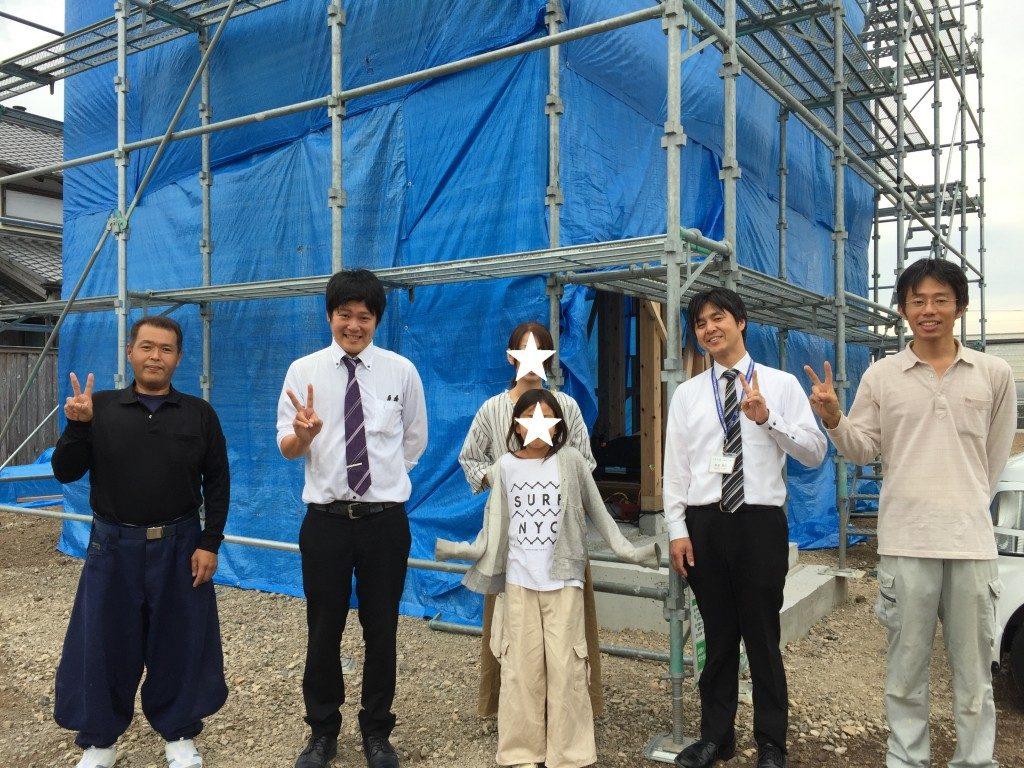 高知県南国市で新築を建てたM様の写真です
