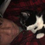 高知でシングルマザーのための家を建てているサンブランドハウス高知西店スタッフの塩見太郎と飼い猫のフィガロです。