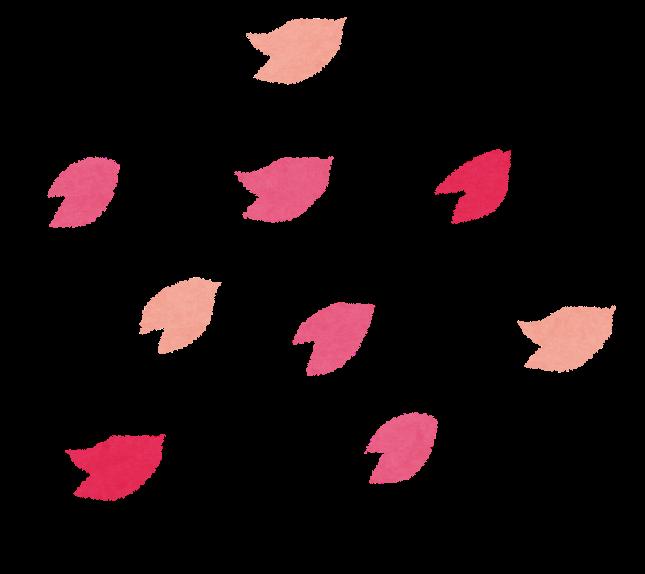桜のイラストです。