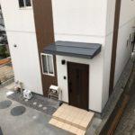 高知市神田のT様邸の新築外観写真です。