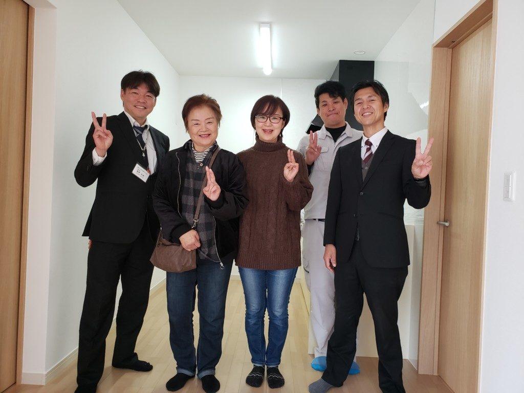 高知市の新築W様邸の写真です。