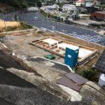 高知市の新築の基礎写真です | 高知市でシングルマザーのための家を建てるサンブランドハウス