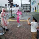 高知市北竹島町にて開催した見学会の写真です。