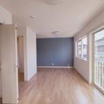 土佐市高岡町のTさん邸の二階の部屋の新築完成写真です。
