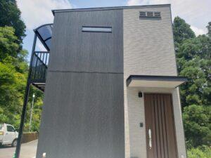 高知県高知市七ツ淵のK様邸の新築完成写真です。