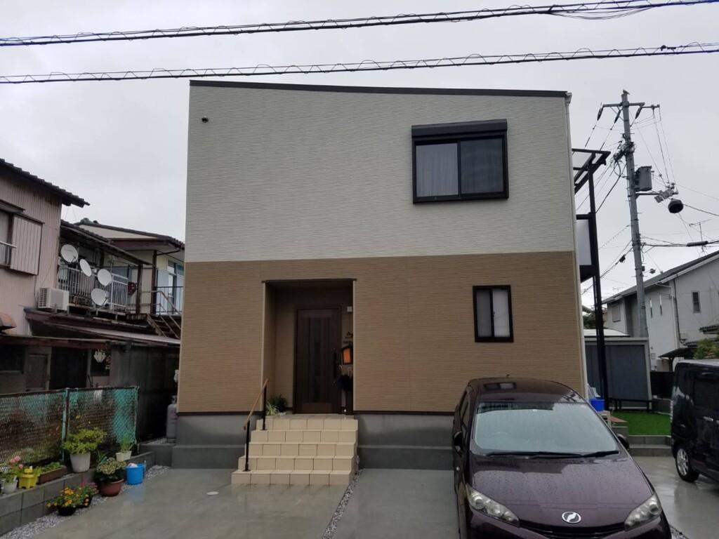 高知県南国市のY様邸の新築完成写真です。