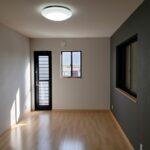 高知県南国市のY様邸の二階の新築完成写真です。