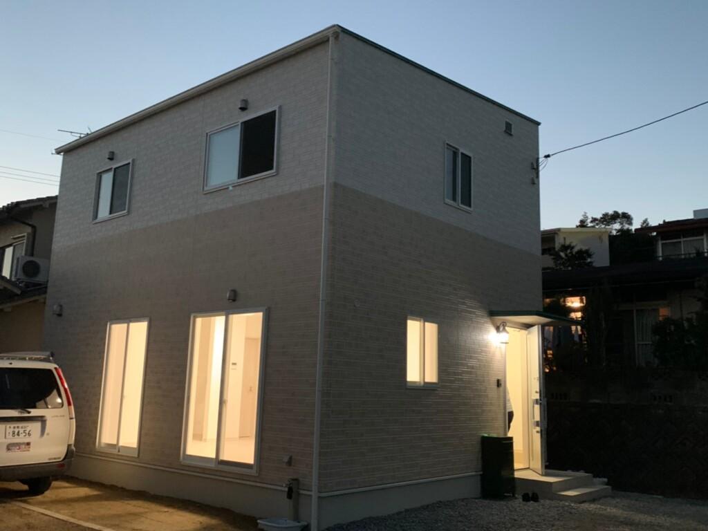 岡山県岡山市の新築のNさん邸です。